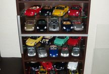 Porsche 1:18 scale models collection / 42 models of Porsche collection at 1:18 scale