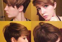 Kampaukset/Hairstyles