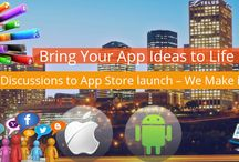 Edmonton iOS & Android Mobile Apps Development / Spread your idea with Mobile Apps. Future Workz in Edmonton Offers you iOS and Android app development services to publish your business or brands with the help of expert developers.
