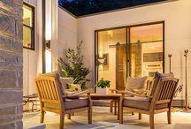 Outdoor / Inspirational outdoor spaces