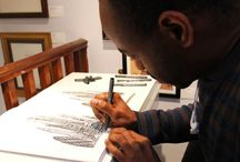 Special Anniversary Limited Edition / This print is to celebrate 10 years at The Stephen Wiltshire Gallery http://www.stephenwiltshire.co.uk/newsletter/sw_sae.htm