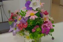 Dr. Hays' Bouquets / Flowers, Color, Nature, Gardening, Flower Arrangements
