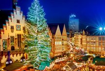 Christmas in Europe / Yes, Santa visits Europe! Find out how to celebrate a European Christmas!