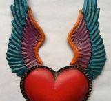 Milagros / Sacred Hearts