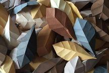 Origami, da Pinterest