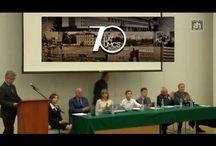 Debaty / Tablica prezentuje relacje wideo z naukowych debat odbywających się w Instytucie Historii UMCS w Lublinie.