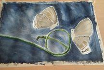My sketchbook / Art : Sketching, drawing, pastel, painting  Esquisses, dessin, pastel, encre, peinture
