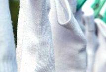 blanqueado ropa