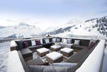 Luxury Chalets in Lech