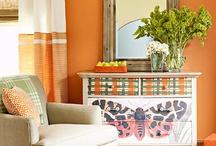 Using Color: Undeniably Orange