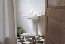 Bathroom's inspirations / All I'd like to have in my house
