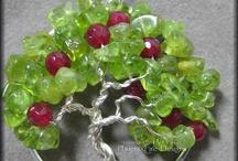 jewellery:  tree / by Svetlana Davidova