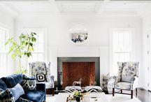 Interior / Inspiration for the dream home
