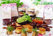 Za vsakega se nekaj najde... :-)  #piknik #zdravahrana #recepti