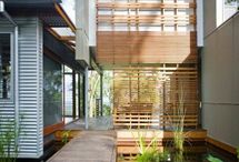 Green Sustainable House Design