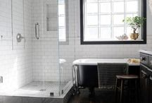 Interior bathroom / Interior design