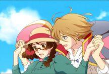 Random / Anime (?)