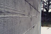 concrete cladding