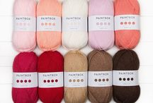Paintbox Knitting Yarns & Patterns / Modern, playful and all about colour, knitters and crocheters alike will be delighted by Paintbox Yarns' huge range of colours. With 60 shades to choose from, you can be sure to find the perfect match for your next project with Paintbox Yarns.