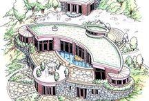eco unusual houses