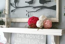 decorating ideas / by Kellie McGhee