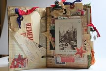 Art Journals and mini albums