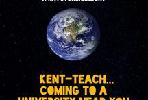 #MyFutureIsBright / Kent-Teach are searching for teaching talent by visiting Universities around the United Kingdom and Ireland. You can follow our journey on our social media pages through #MyFutureIsBright.