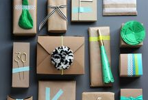 GIFT WRAPPING / by Nicole Kendall