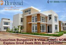 Bungalows and Villas in Delhi NCR
