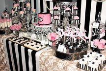 Fiesta en rosa negro