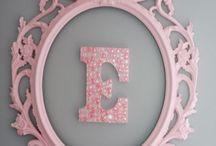 Decoratie meisjeskamer