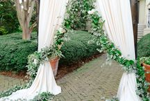 ceremony arbors