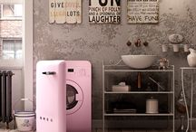 Home Smeg Inspirations / Home Made in Smeg = Home Made in Italy | Ideas for an original home made in Smeg made in Italy