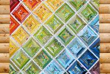Inspirace patchwork