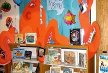 Library Displays / by Bonnie Domingos