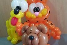 B is for Balloooooons!!!!