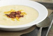 Soups / by Valerie Fry