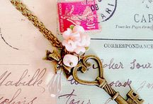 Vintage Inspired Jewellery - Hand Made in the UK