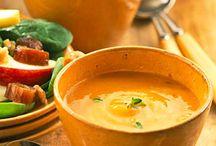 cooking: soups / by Mande Douglas