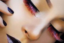 Eyelashes / Images of a variety of gorgeous eyelashes!!