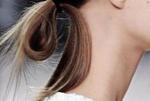Hair, Glorious Hair (Updos)
