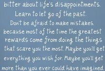 Words of wisdom / by Hailey Selman