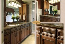 (DP) Bathroom and Vanity Creations - Showplace Cabinets