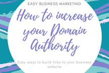Easy Business Marketing Advice / All the best free resources from co-haute on how to achieve digital marketing success for your business, brand or product.