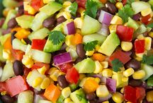 Udderly Smooth Salads /  We love the diversity a great salad brings to the table. Enjoy these yummy recipes as the main course or as a tasty side.