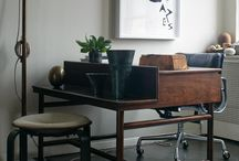 S T U D I O / Create a study and studio space to inspire you