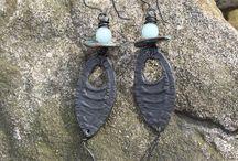 MarkaZo Handmade Jewelry by Marlene Quigley / #handmade #artisan #jewelry #earrings #necklaces #bracelets / by Inviciti Artisan Jewelry