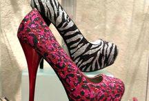 shoes / by Jocelyn Cline-Pruitt