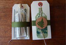 Craft Ideas: paper / by Karen Ward