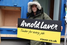 Arnold Laver CSR & Donations / Wood donations
